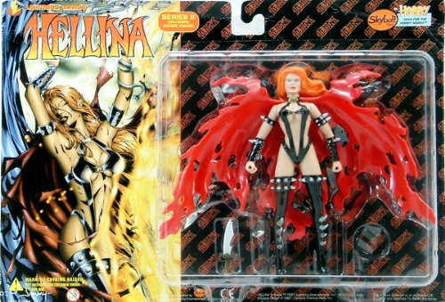 Hellina Lightning Comics Action Figure