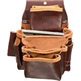 Occidental Leather 5062LH 4 Pouch Pro Fastener (Tamaño: left hand)