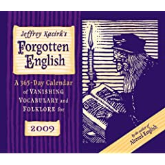 Forgotten English by Jeffrey Kacirk