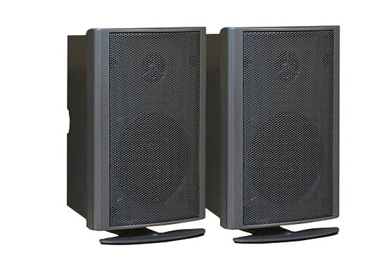 Davis Acoustics SY 3090 Paire d'enceintes multi-usage 2 voies / 2 haut-parleurs 80 W Gris