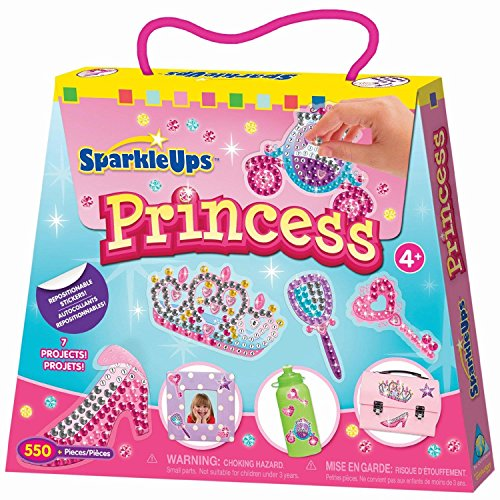 The Orb Factory Limited SparkleUps Princess - 1