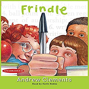 Frindle Audiobook