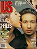 img - for US Magazine #232 - Gillian Anderson and David Duchovny - May 1997 book / textbook / text book
