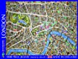 London 3D Illustrated Map Jigsaw Puzzle