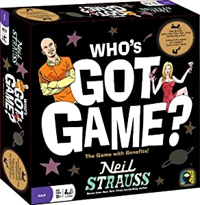 Who's Got Game? by Neil Strauss