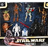 Disney Themepark Disney Star Wars Collectible Figures Toy Playset Theme Park Exclusive