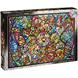 Disney Stained Art [1000P] All Stars Stained Glass (DS-1000-764)