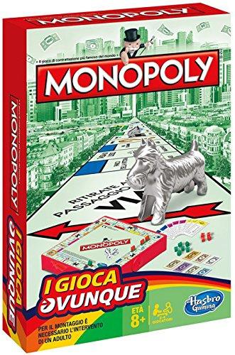 Hasbro - Monopoly Travel