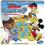 Hasbro - A58811010 - Jeu De Société - Qui Est-Ce? Disney Junior