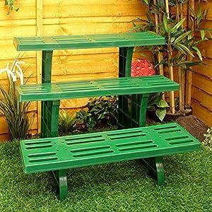 Partager facebook twitter pinterest garden star etag r a for Etageres plantes exterieur