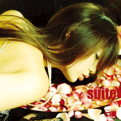 ave;new 2nd original album 『suite 通常盤』
