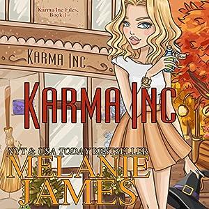 Karma Inc. Audiobook