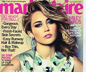 Marie Claire [US] September 2012 (単号)