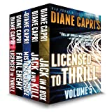 Licensed to Thrill: Volume 5 Hunting Reacher Short Reads: The Hunt for Jack Reacher Series ~ Diane Capri