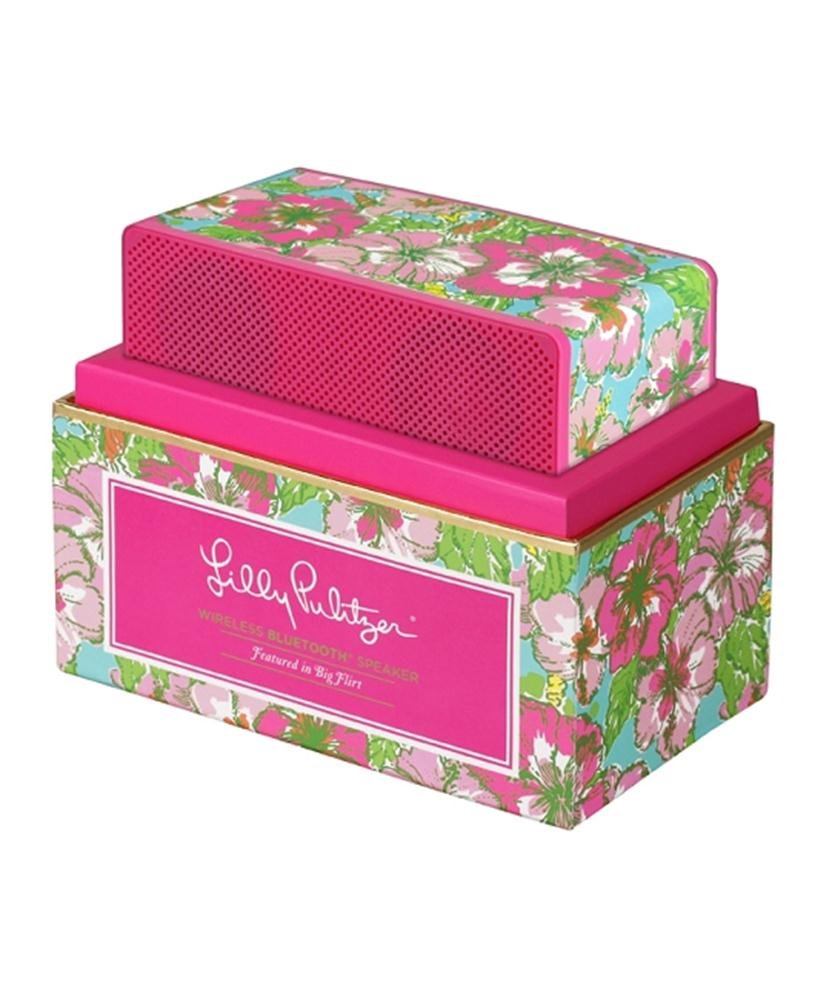 Lilly Pulitzer Wireless Bluetooth Speaker