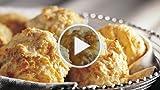 How to make strawberry shortcake and garlic cheese...