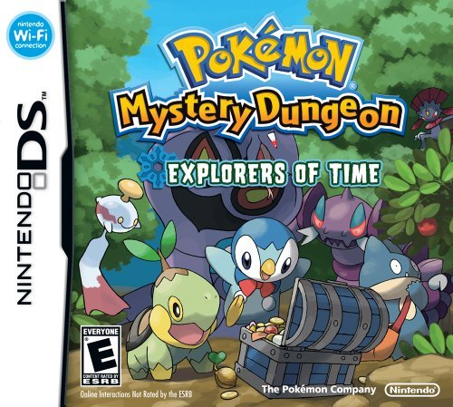 Pokemon Mystery Dungeon: Explorers of Time  Nintendo DS Picture