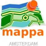 Carte Amsterdam Hors ligne - Amsterda...