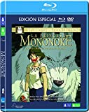 La Princesa Mononoke (BD + DVD) [Blu-ray]