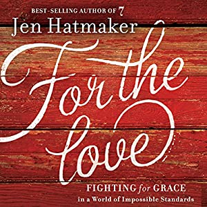 For the Love Audiobook