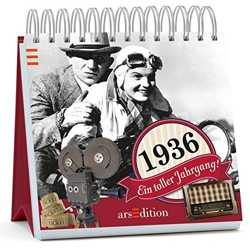 1936 - Ein toller Jahrgang