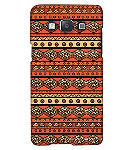 Print Haat Back Cover for Samsung Galaxy Grand 3 (Multi-Color)