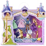 Best Value Disney Tangled Rapunzel Deluxe Story Bag