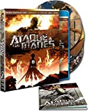 Ataque A Los Titanes Serie Completa Blu Ray Edición Coleccionista [Blu-ray]
