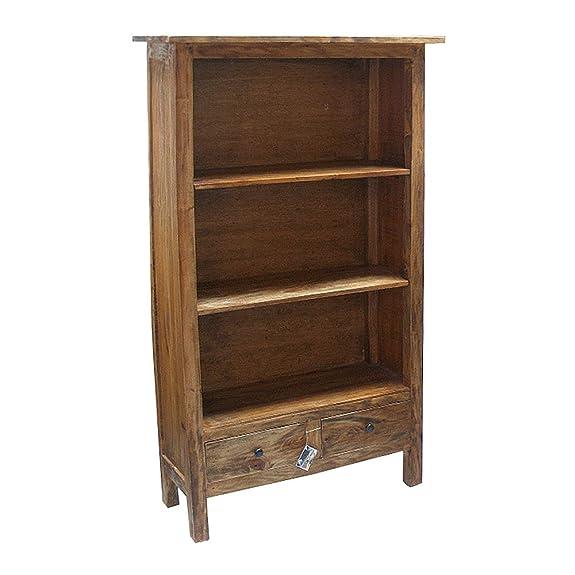 Bibliotheque mobili in legno Mahogany GM
