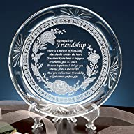 Friendship Plate from The Swiss Colony