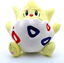 8quot Anime Pocket Monster Pokemon Togepi Rare Soft Stuffed Plush Cute Toy Doll