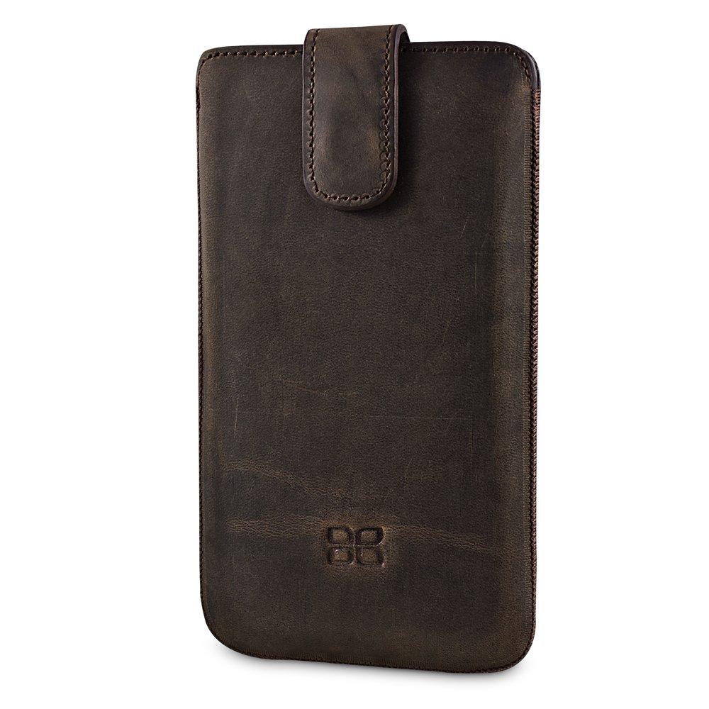 Bouletta MC-G6-GN2 MC Antic - Funda de piel para Samsung Galaxy Note 2, diseño vintage, color marrón - Electrónica Comentarios de clientes y más información