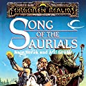 Song of the Saurials: Forgotten Realms: Finder's Stone, Book 3 Audiobook by Kate Novak, Jeff Grubb Narrated by Kristin Kalbli