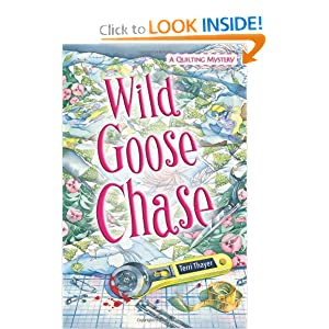 Wild Goose Chase (A Quilting Mystery) read online