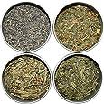 Heavenly Tea Leaves Tea Sampler, Green Tea, 4 Count