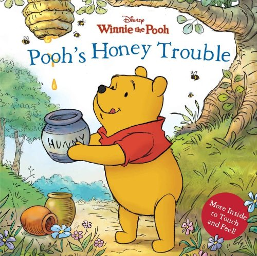 Winnie the Pooh: Pooh's Honey Trouble (Disney Winnie the Pooh)
