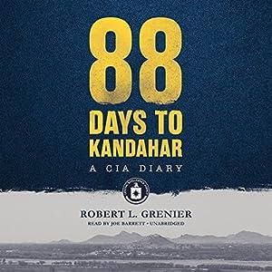 88 Days to Kandahar Audiobook