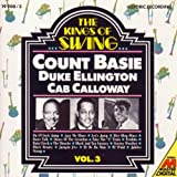 img - for The Kings Of Swing, vol. 3 (MONO) ~ Various Artists (Count Basie / Duke Ellington)(Audio CD album) book / textbook / text book