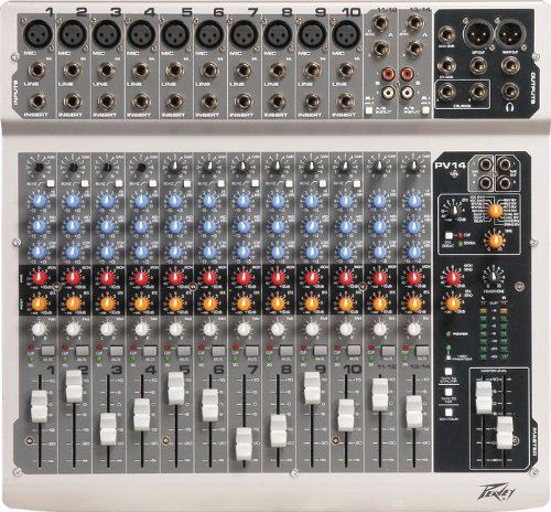PV14 Compact 14 Channel Mixer