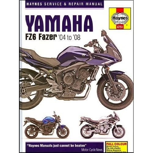 2006 yamaha fz1 n v fz1 s v service repair workshop manual download