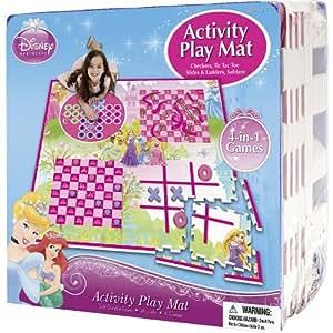 Buy The Disney Princess 4 Feet X 4 Feet Activity Play Mat