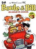 """Afficher """"Boule et Bill n° 34 Un Amour de cocker"""""""