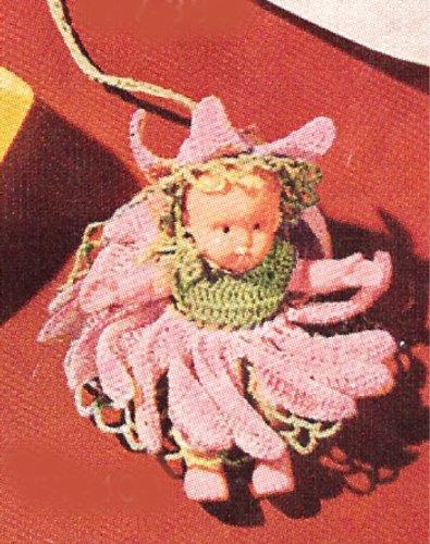 Vintage Crochet PATTERN to make - 2