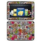 """DecalGirl Skin (autocollant) pour Kindle Fire HD 8,9"""" - """"Doodle Color"""" (compatible uniquement avec Kindle Fire HD 8,9"""")"""