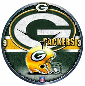 Wincraft Green Bay Packers High Definition 18 inch Clock