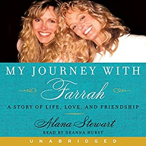 My Journey with Farrah Audiobook