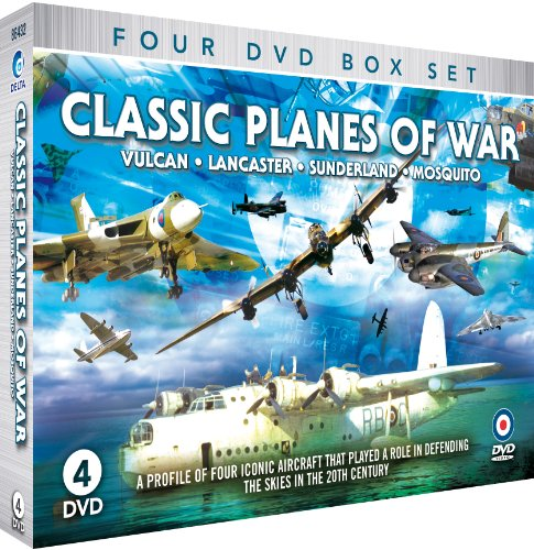 Classic Planes of War [DVD]
