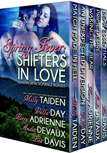 Spring Fever: Shifters in Love (A BBW Paranormal Shapeshifter Romance Bundle)