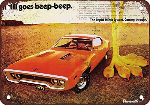 plymouth-1971-reproduction-de-muscle-cars-metal-sign-pancarte-en-metal-vintage