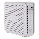 ARRIS Surfboard SB6183-RB 16x4 DOCSIS 3.0 Cable Modem, (Certified Refurbished)-White (Color: White, Tamaño: Max Download Speed:  686 Mbps)